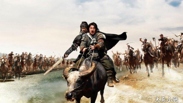 Большой солдат(боевик, комедия, приключения)2010