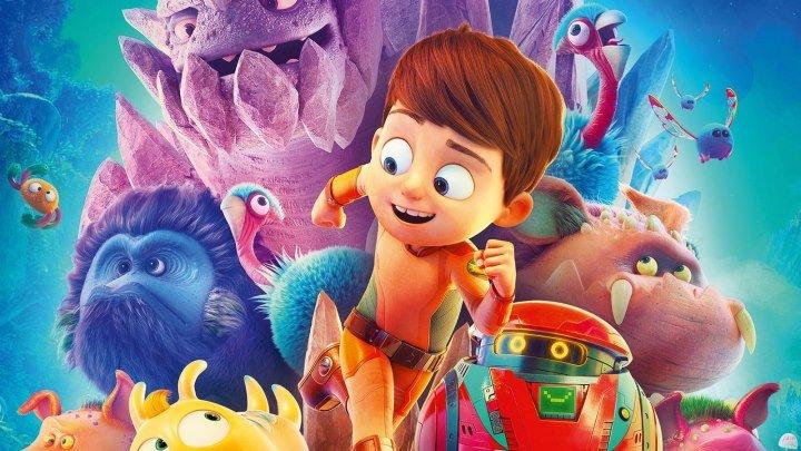 Маугли дикой планеты (2019) мультфильм, фантастика, комедия, приключения
