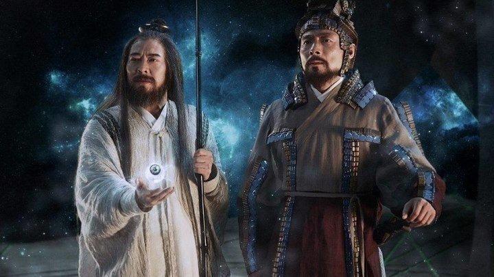 Лига богов. 2016. фэнтези, боевик