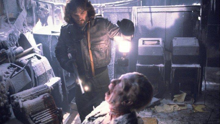 Нечто HD(ужасы, фантастика, детектив)1982