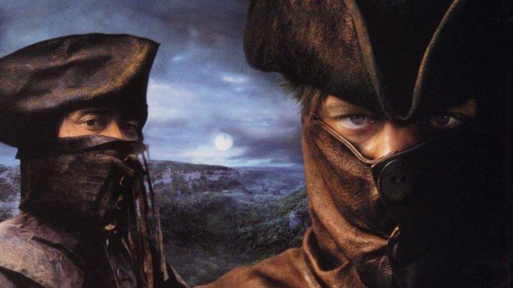Братство волка(ужасы, боевик, триллер, драма, приключения)2001
