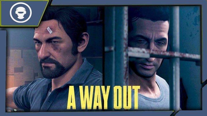 A Way Out - ОДНАЖДЫ В АМЕРИКЕ | 2 серия