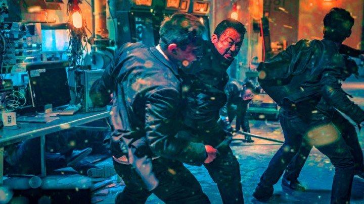 Бандит, полицейский, дьявол 2019 HD #криминал #боевик #триллер