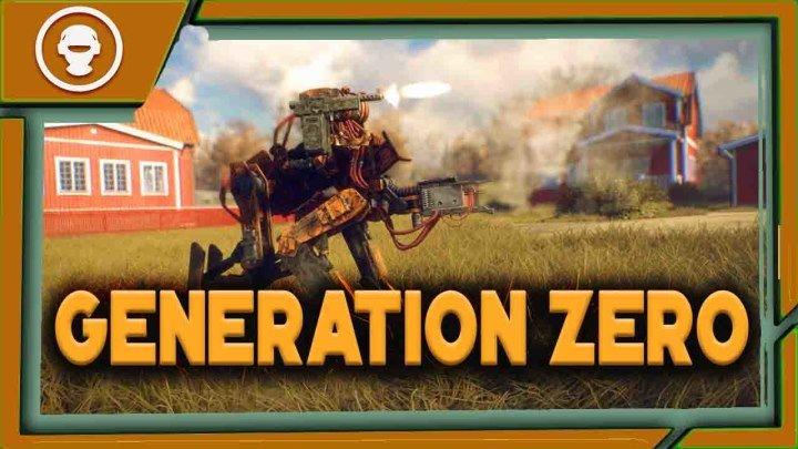 Generation Zero | ОБНОВЛЕНИЕ | ПОЛНОЕ ПРОХОЖДЕНИЕ| 9 серия