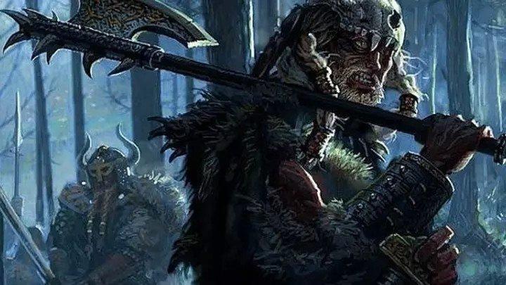 Викинги в осаде Viking Siege (2017). боевик, приключения