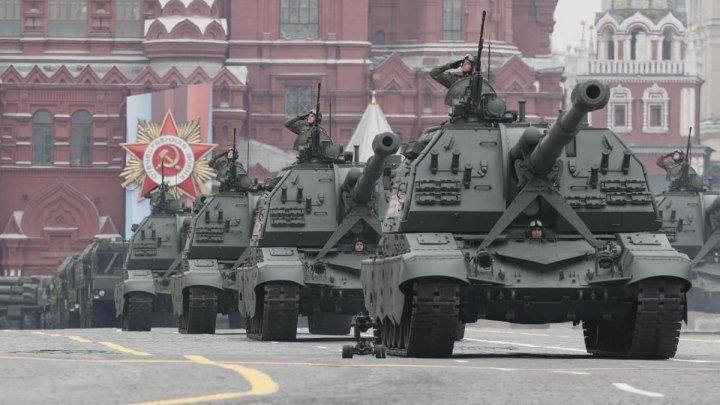 ПАРАД ПОБЕДЫ. 9 мая 2019 года в Москве. смотреть в HD