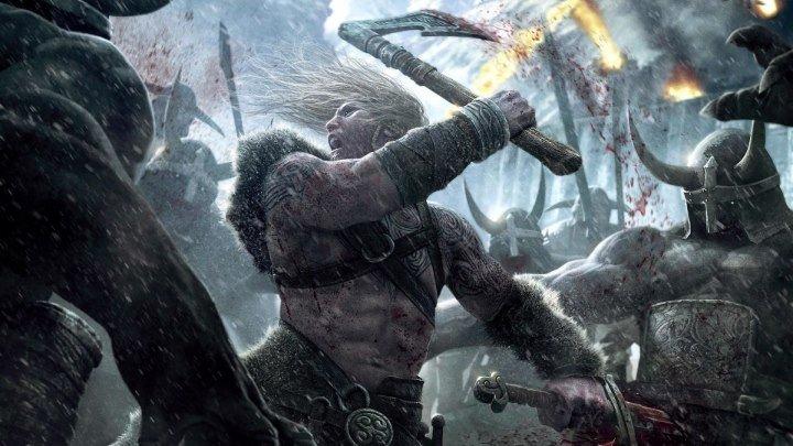 Война викингов (боевик исторический)2019