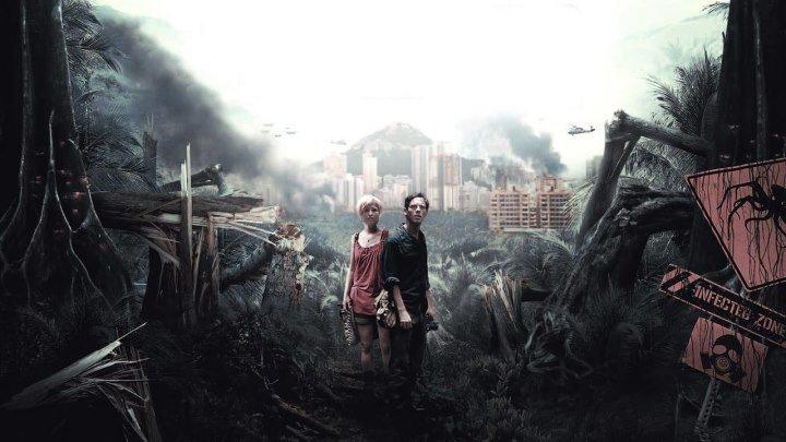Монстры (2010) Драма, Триллер, Ужасы, Фантастика