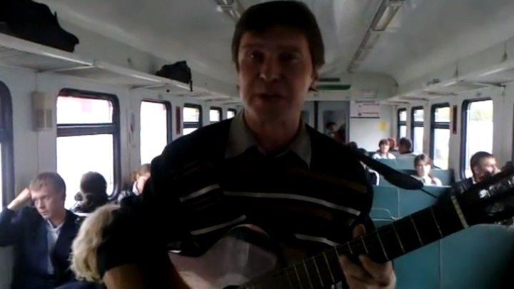 Этот парень поет как Высоцкий! Супер!!!