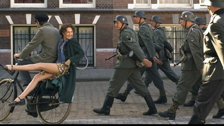 Черная книга Zwartboek . Драма, триллер, военный.