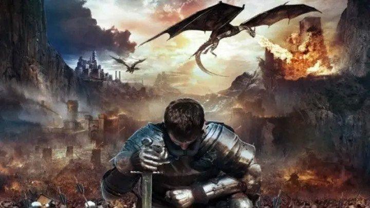 Королевство драконов (2019). фэнтези, боевик