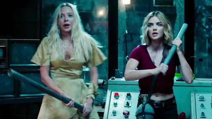 Остров фантазий - (2020) Комедия, ужасы, фэнтези, детектив, приключения. [Трейлер HD]