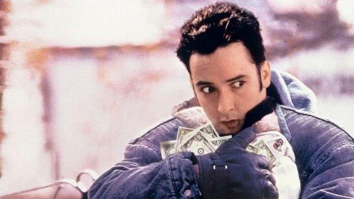 Бесплатные деньги (1993) (BDRip-720p) DVO Драма, комедия, криминал Джон Кьюсак, Деби Мейзар, Майкл Мэдсен, Бенисио Дель Торо, Майкл Рапапорт, Мори Чайкин, Джеймс Гандольфини