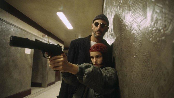 Леон HD(триллер, драма)1994