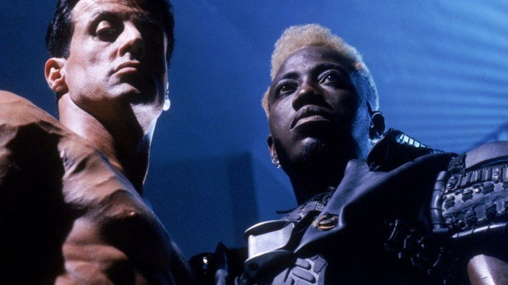 Разрушитель HD(фантастика, боевик, триллер)1993