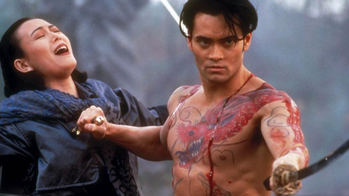 Плачущий убийца HD(боевик, триллер)1995