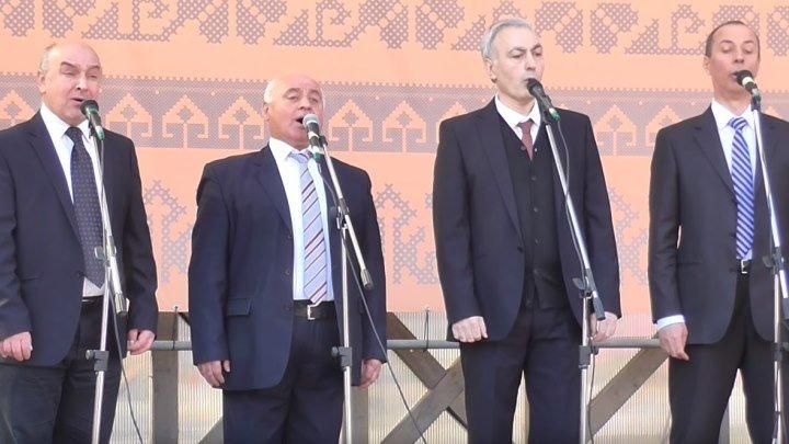 """""""Ах ты степь широкая""""... Грузинский хор! Великолепное исполнение!"""