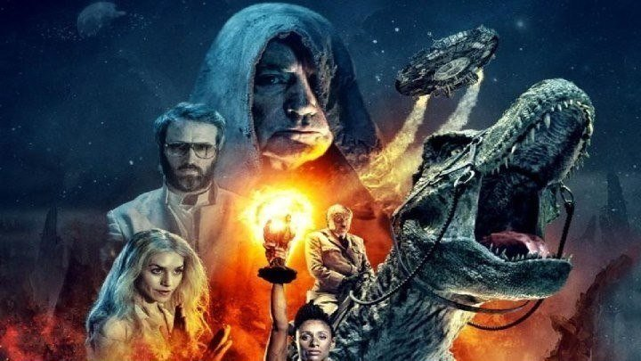 Железное небо 2. фантастика, боевик, комедия, приключения(2019)