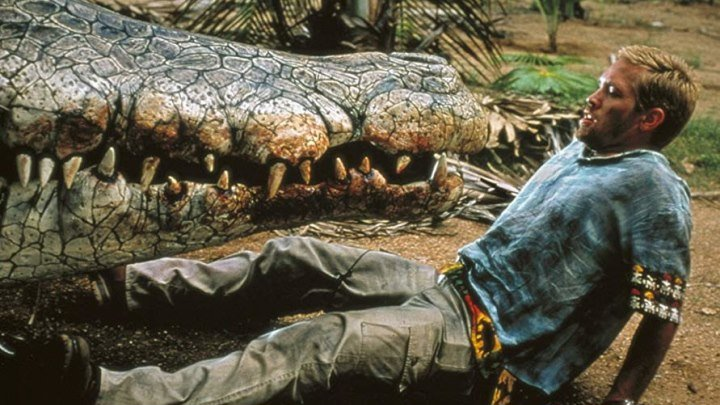 Крокодил.2.Список.жертв. ужасы, боевик, триллер, приключения