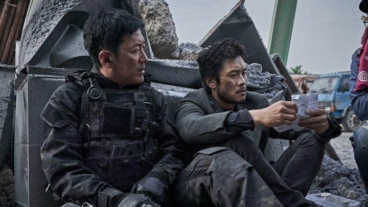 Пеплопад 2019 Республика Корея боевик