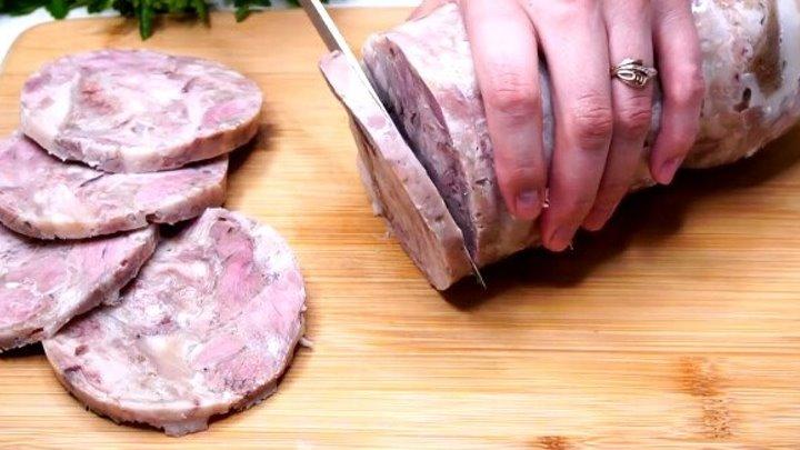 Кладу мясо в бутылку и получаю КОЛБАСУ 145 руб за кг. Натуральная без доб..