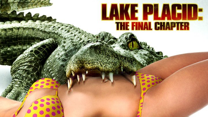 Озеро страха -4 2012 ужасы