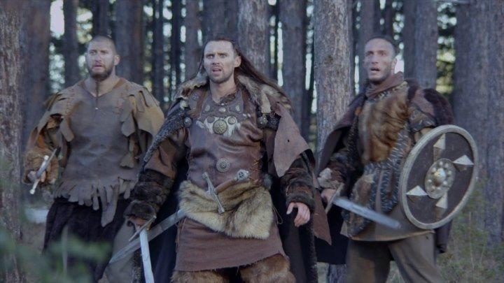 Приключения викингов.. боевик, приключения