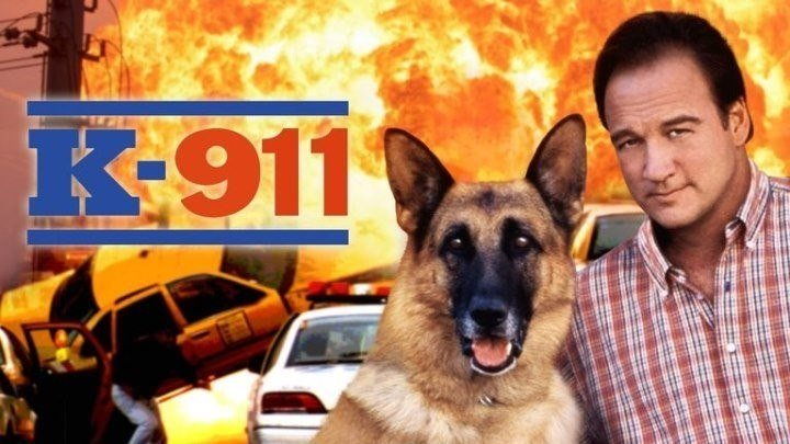 К-911 боевик, комедия, детектив