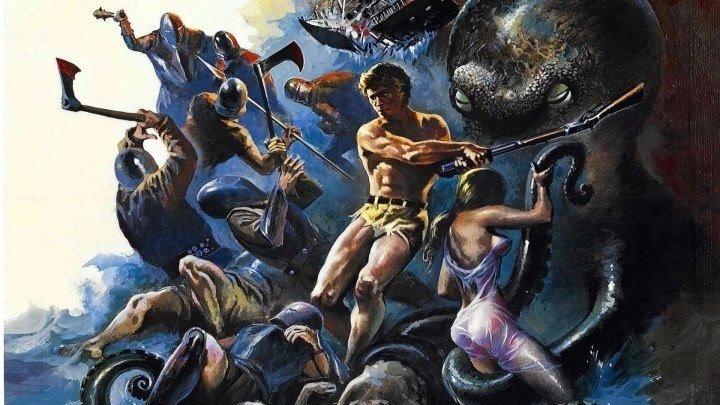 Ретро-фантастика Вожди Атлантиды Warlords Of Atlantis (1978)
