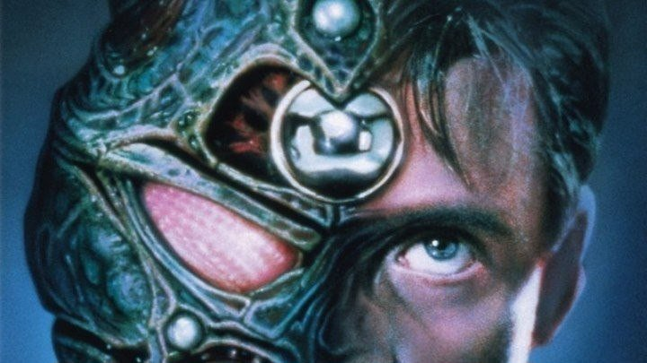 Гайвер _ Guyver (1991). фантастика, боевик, комедия