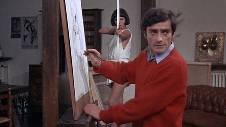 Невеста Была В Трауре (1968) 16+ Арт-хаус, Детектив, Драма, Экранизация