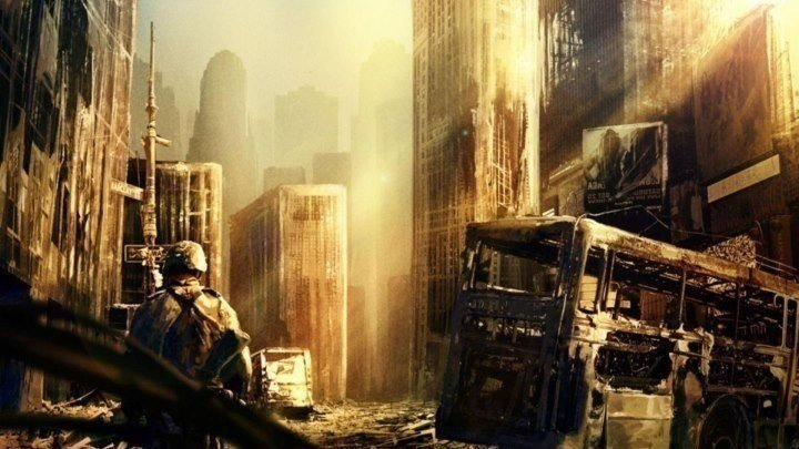 Апокалипсис 2077_Apocalyptic 2077 .( 2019) Фантастика, боевик