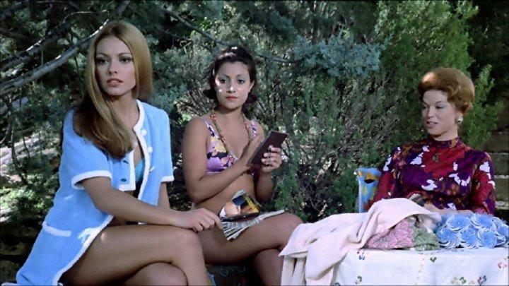 Объятия Лорелеи (Испания 1974) 18+ Ужасы, Фэнтези