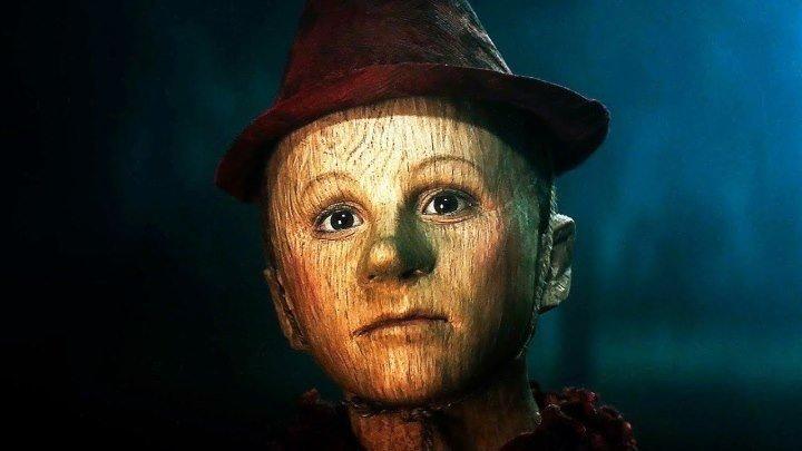 Пиноккио — Русский трейлер (2020)