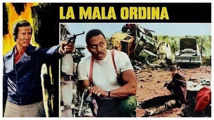 Охота на человека (Италия, ФРГ 1972) Триллер, Драма, Боевик, Криминал