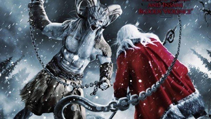 Рождественские страшилки (A Christmas Horror Story). 2015. ужасы, фэнтези