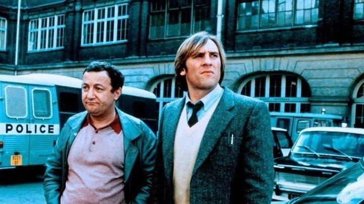 Инспектор - разиня (Inspecteur la Bavure) 1980/ комедия, преступление