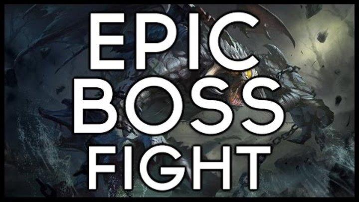 Dota 2 Reborn.Epic Boss Fight! Полное прохождение.