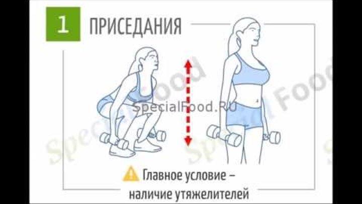 упражнения для похудения живота картинка освоении