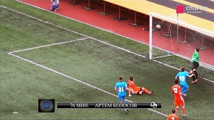 """ФК """"Новосибирск-М"""": первая игра, первый гол, первая победа. 5 июля 2019 года"""
