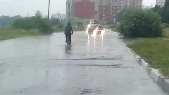 Мчс город обнинск наводнение в жукове фото
