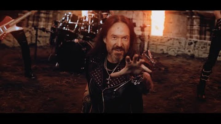 HAMMERFALL - Dominion (Official Video) | Napalm Records