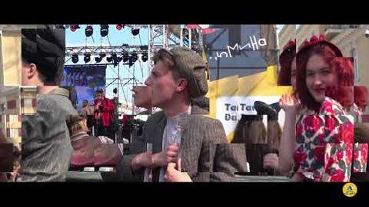 ЮМОРИНА 2019 - 100 лет Одесской киностудии (4K трейлер)