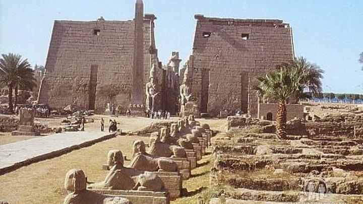 Карнакский храм в Луксоре (Karnak temple in Luxor)