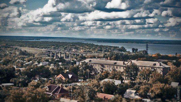 Околица г. Кривого Рога- Карачуны, осенью