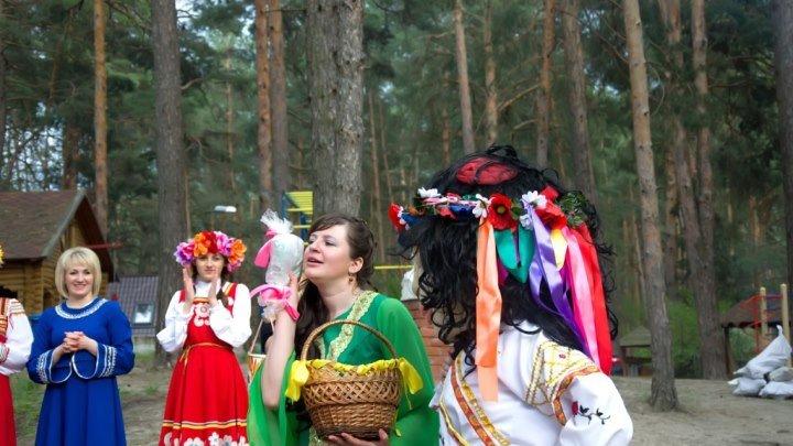 Поздравление от украинки Галины