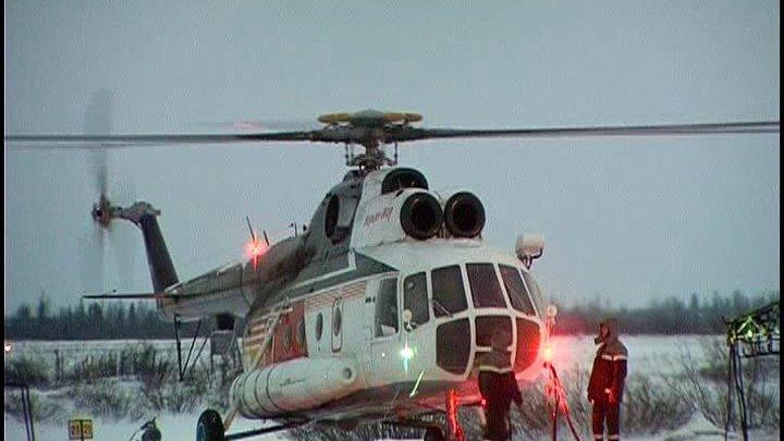 Нарьян-Марский авиаотряд XXI век ч-1