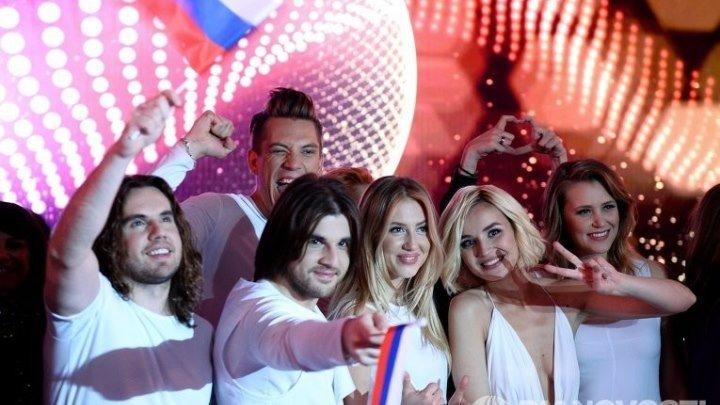 Полина Гагарина - Россия - A Million Voices - Финал - Евровидение 2015