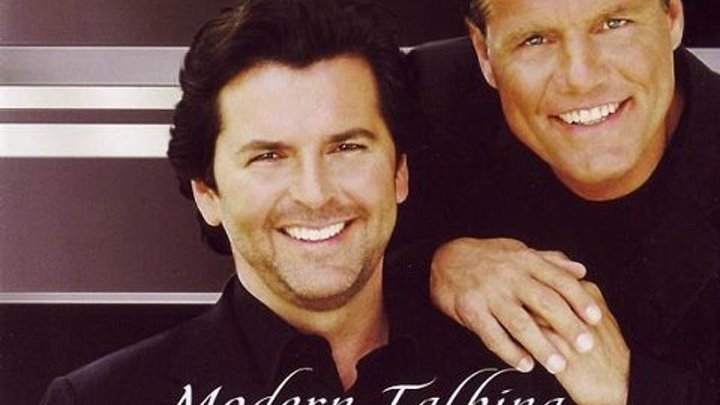 Modern Talking - You Are Not Alone.1999 (Live)