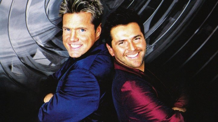Modern Talking feat. Eric Singleton - You Are Not Alone.1999